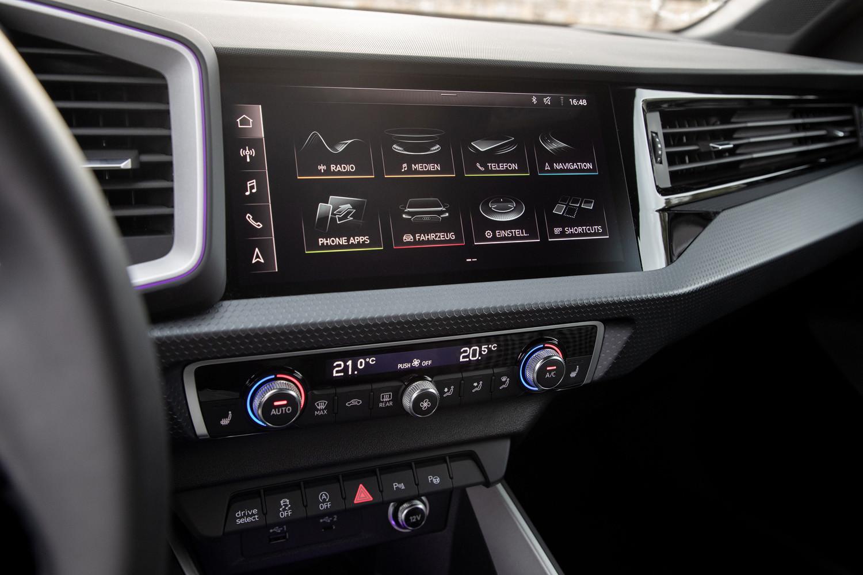 Foto de Audi A1 2018, toma de contacto (48/172)