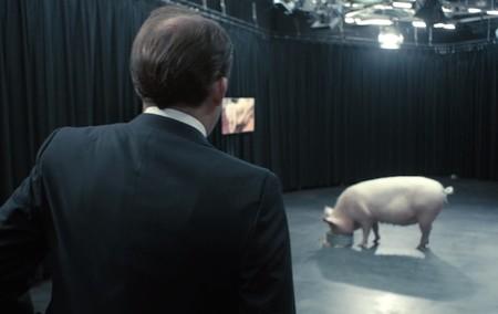 El ministro y el cerdo