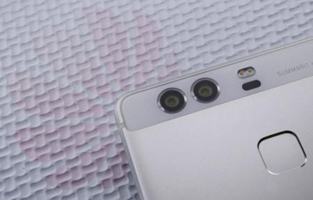 Doble cámara del Huawei P9
