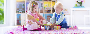 Por qué es importante el juego simbólico en la infancia y 21 juguetes recomendados para potenciarlo