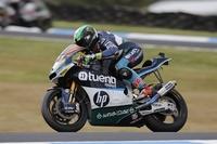 MotoGP Australia 2012: Pol Espargaró se pasea en la fiesta de Marc Márquez en Moto2