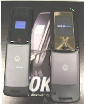 Motorola V9m, el RAZR 2