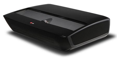 LG Hecto, un proyector láser de pequeña distancia llegará en el CES