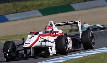 Honda busca entrar en el campeonato europeo de Fórmula 3