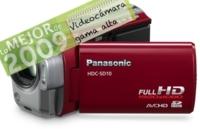 Panasonic SD10, mejor videocámara de 2009