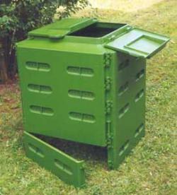 Aprovechar nuestros desechos con un compostador