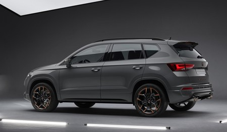 Cupra Ateca Special Edition A Unique Vehicle With Increased Sophistication And Enhanced Performance 01 Hq 1