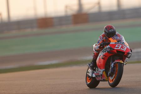 SOS Honda: Marc Márquez se cae, Cal Crutchlow no puede manejar la moto y la nueva RC213V es inconducible