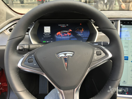 Tesla Model S Mexico 22