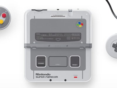 Esta es la explicación de Nintendo sobre por qué las primeras 3DS no recibirán los juegos de SNES