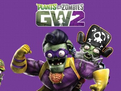 ¡Que empiece la guerra! Ya puedes jugar 10 horas de Plants vs Zombies Garden Warfare 2 totalmente gratis