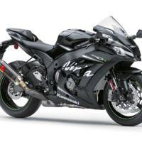 Oscura y siniestra. Conoce con este vídeo los detalles de la Kawasaki ZX-10R Winter Edition