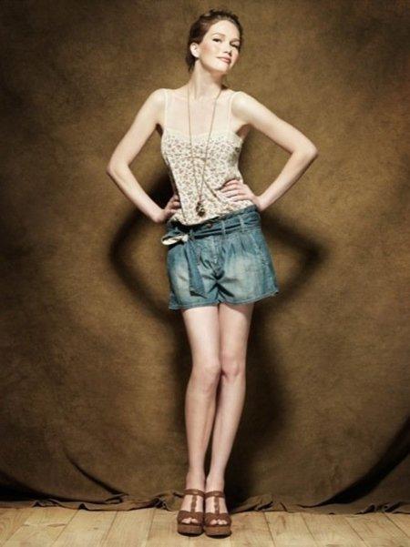 Colección Blanco Pre-Fall 2010: tonos apagados en la ropa antes del otoño VI