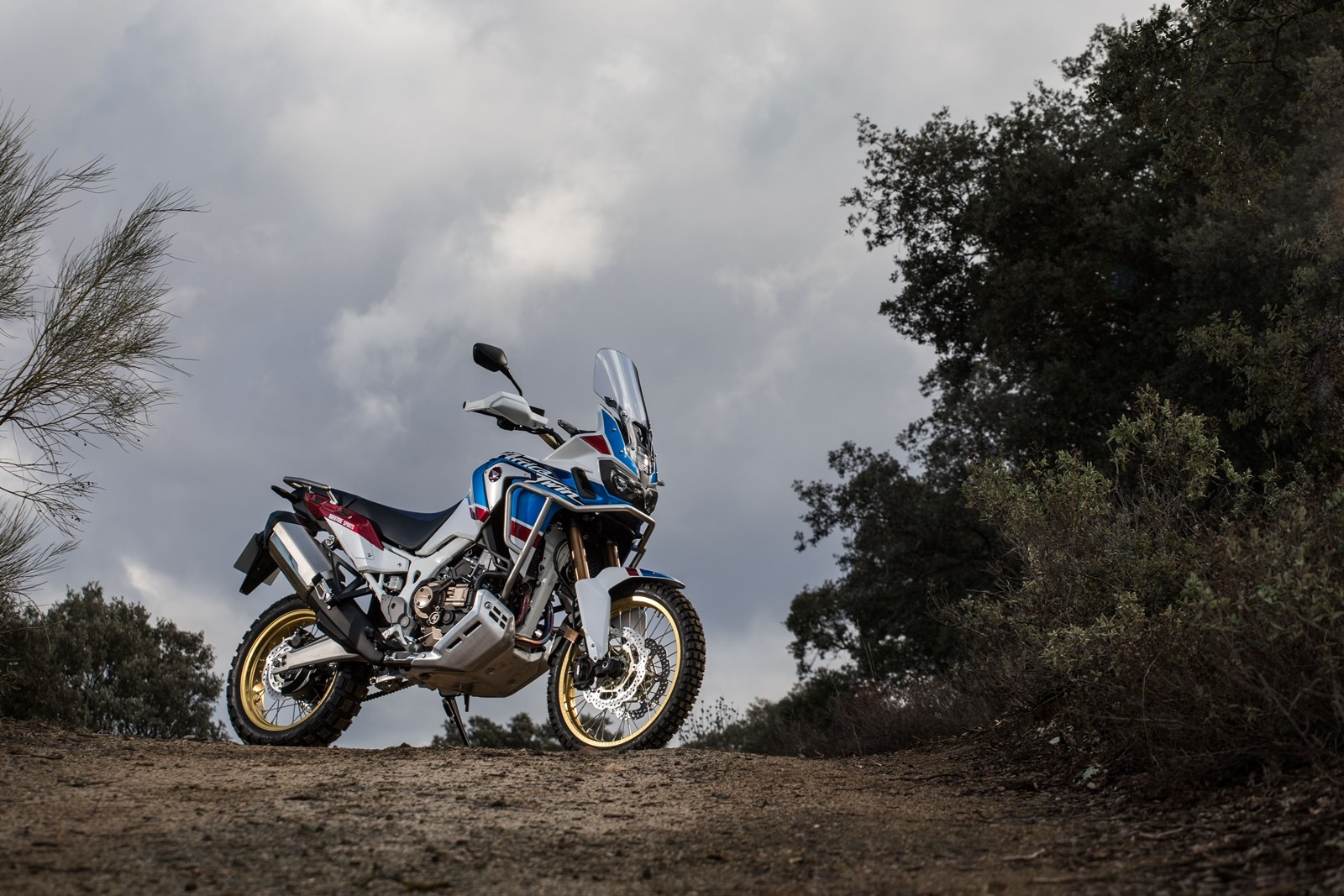 Foto de Honda CRF1000L Africa Twin Adventure Sports 2018 (1/41)