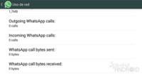 WhatsApp se actualiza con referencias a su función de llamadas