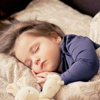 La siesta ayuda al bebé a retener lo aprendido durante el día