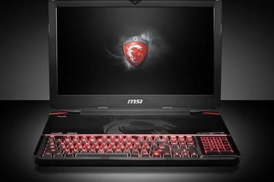 MSI se atreve con el primer portátil con teclado mecánico