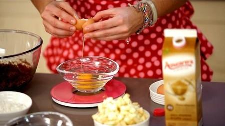 cupcakes manzana caramelo ingredientes