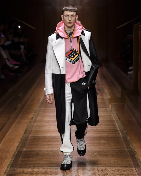 Burberry Autumn Winter 2019 Collection Look 7