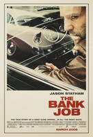 Póster de 'The Bank Job', con Jason Statham