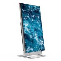 """Lenovo Yoga AIO 7: parece un PC «todo en uno» más, pero no lo es; se desmarca con su sorprendente pantalla IPS 4K rotatoria de 27"""""""