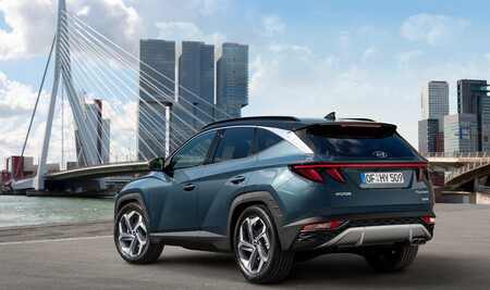 All New Hyundai Tucson 2