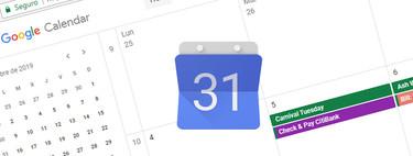 Cómo mostrar el número de semana en Google Calendar