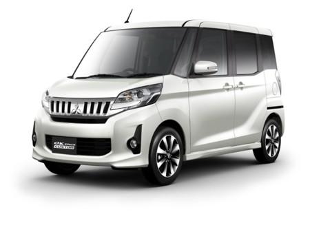 Mitsubishi Kei Car