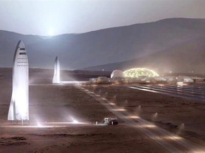 Éstas son las naves con las que SpaceX espera enviar humanos en 2024