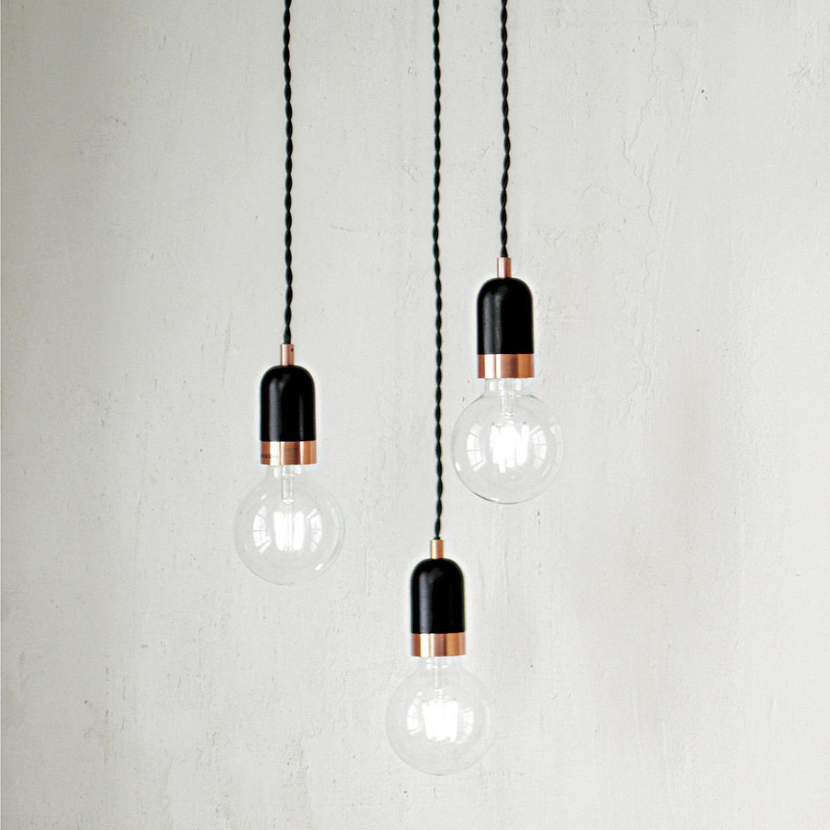 Lámpara de techo metálica pendel Cleon Room - El Corte Inglés