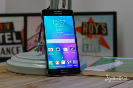 Samsung Galaxy A5, prueba a fondo