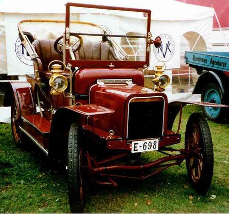 Rover 8 HP 1905