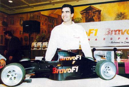 Bravo F1, el otro constructor de Fórmula 1 español que se quedó por el camino