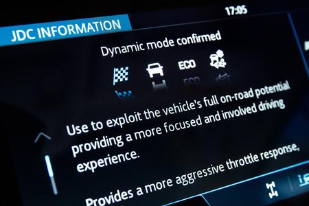 Jaguar I-PACE modos de conducción