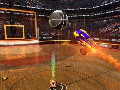Psyonix anuncia el nuevo modo de baloncesto de su título estrella: Rocket League Hoops