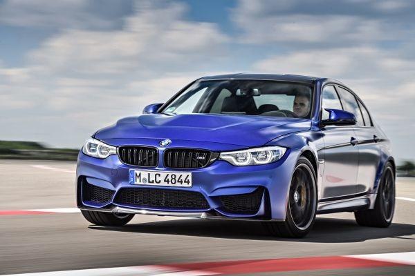 Foto de BMW M3 CS (7/13)