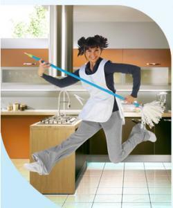 La web 2.0 llega a los detergentes: Casa Ajax
