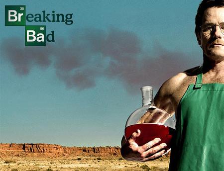 'Breaking Bad' y 'Worst Week' en Paramount Comedy