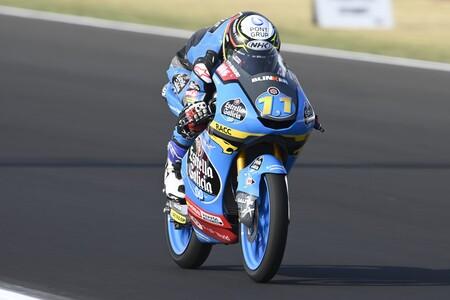 Sergio Garcia Barcelona Moto3 2020