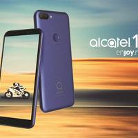 Alcatel 1S: un gama de entrada con cámara dual y 3 GB de RAM a un precio asequible
