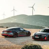 Audi e-tron GT: el escultural gran turismo eléctrico alemán ha comenzado a fabricarse y ya puede reservarse en España