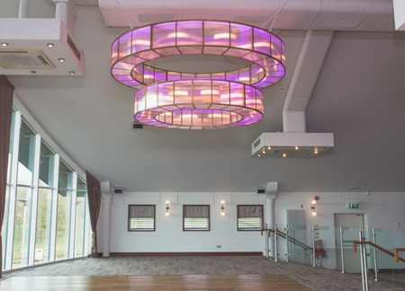 Mullan Lighting Foyle Golf Centre 48 Mlwl235 Bespoke Rf 1024x738