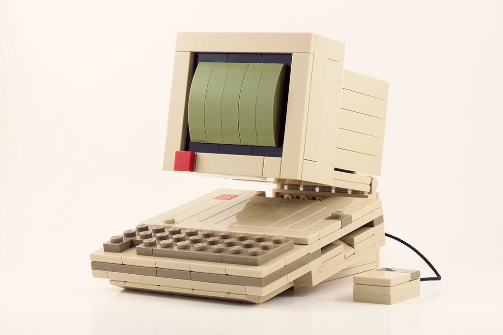 Foto de Modelos Lego de tecnología retro (4/8)