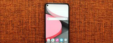 LG K61, análisis: un poco más de todo para competir en la gama media