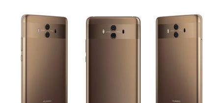 Huawei Mate 10 y Mate 10 Pro, comparativa: así queda frente a otros phablets de gama alta de Android