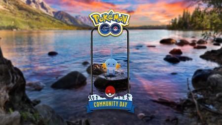Mudkip tratará de refrescarnos en el Día de la Comunidad de julio en Pokémon GO