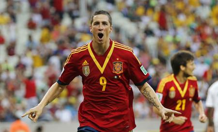 Fernando Torres gol Nigeria