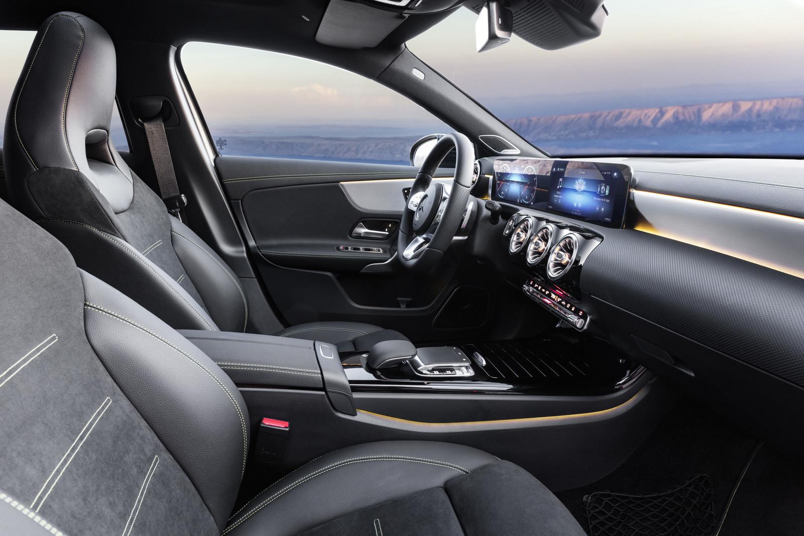 Foto de Mercedes-Benz Clase A 2018 (26/139)