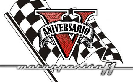 Cinco años de Motorpasión F1 por S.Marcus