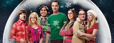 La guía de episodios navideños de 'Friends', 'Big Bang Theory', 'Cómo conocí a vuestra madre' y 'Modern Family'